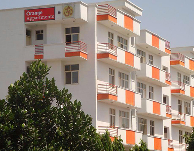 Orange Apartments